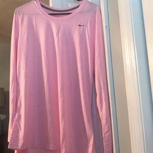Nike Long Sleeve Dri-Fit Top